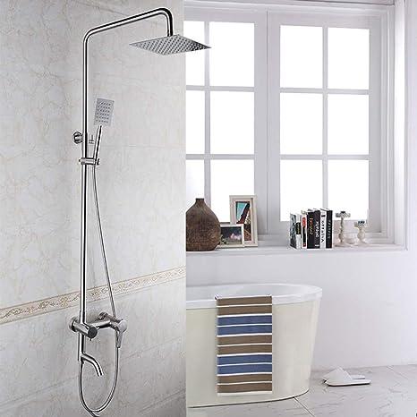 Conjunto de grifería de Sistema de Ducha para baño Cuerpo de ...