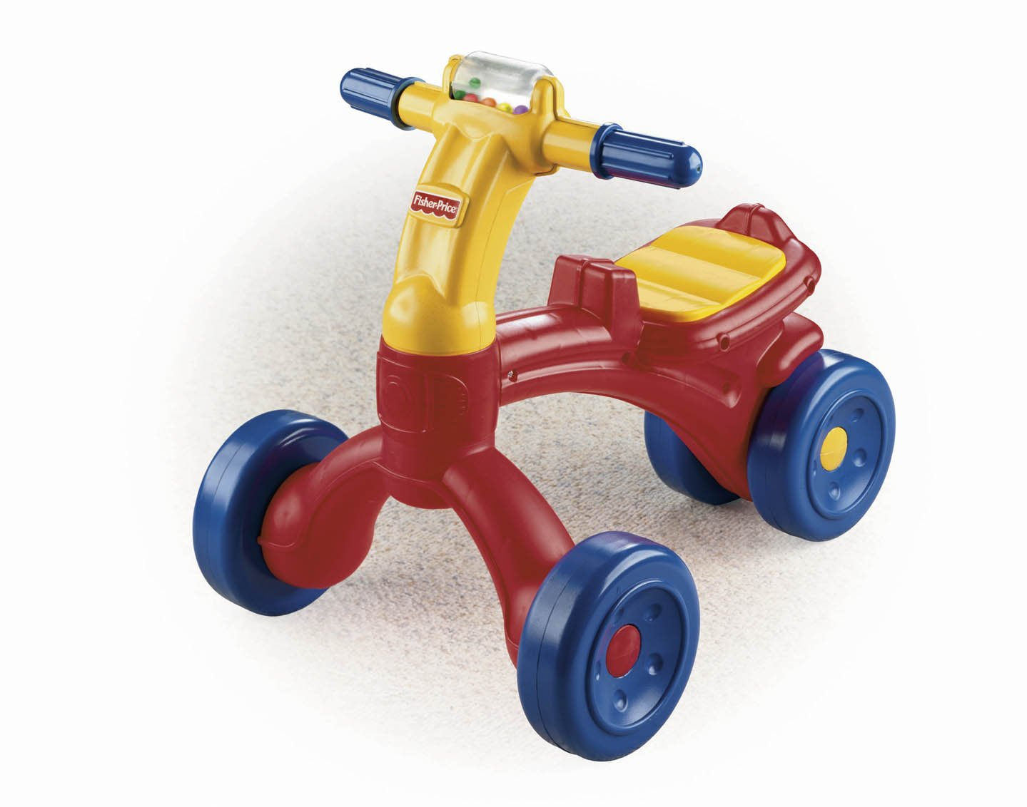 Benefits Of Ride On Toys : Amazon fisher price bright beginnings ready steady trike