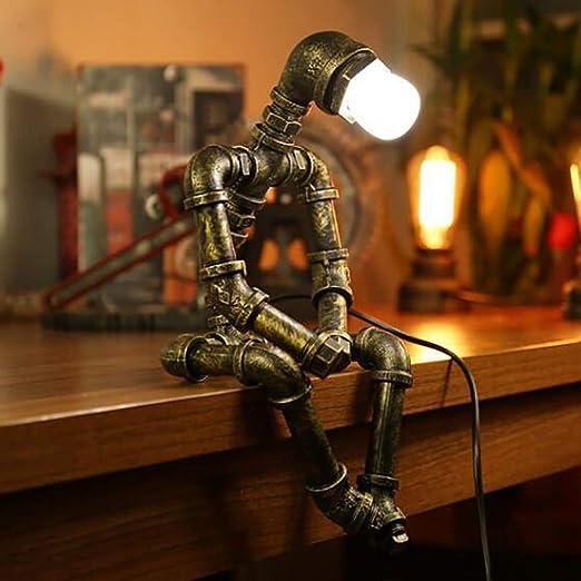 TuberíA De Agua Industrial Light Steampunk Light Personalidad ...