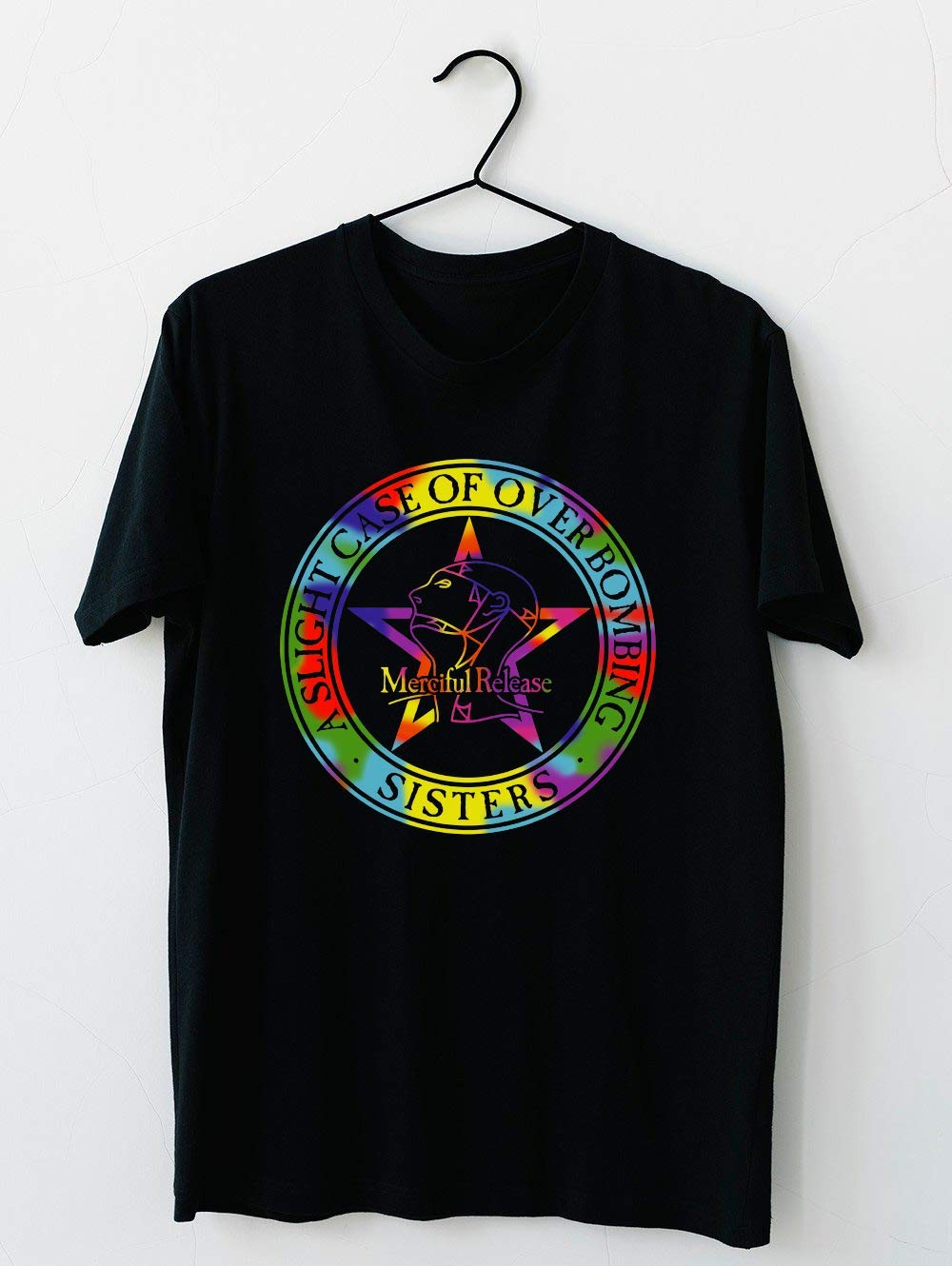 The Sisters Of Mercy The Worlds End A Slight Case Of Over Bombing T Shirt For W