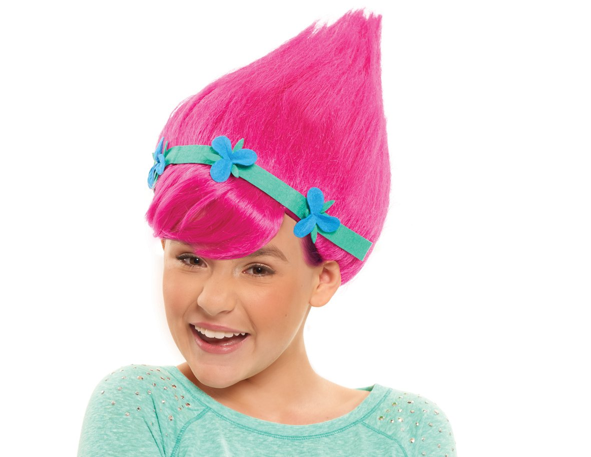 Amazon Just Play Trolls Poppy Wig Toys Games