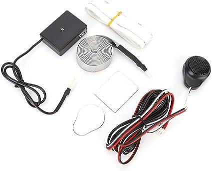 Reverse Parking Parking Reverse Backup Radar Sensor Car Electromagnetic Parking Kit Tihebeyan Auto Electromagnetic Car Radar Sensor System