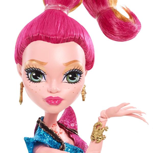 Amazon.com: Monster High 13 Wishes Gigi Grant Doll: Toys