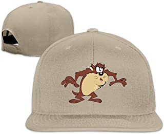 Trithaer Custom Tasmanian Devil Taz Looney Tunes Adjustable Baseball Hat & cap