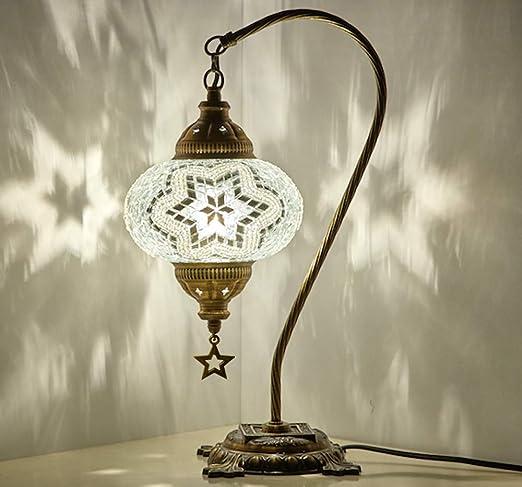 Amazon.com: BOSPHORUS - Lámpara de mesita de noche de ...