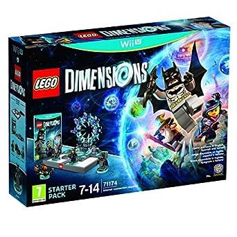 Lego Starter Pack Dimensions Wii U Nintendo Wii U Amazon Es