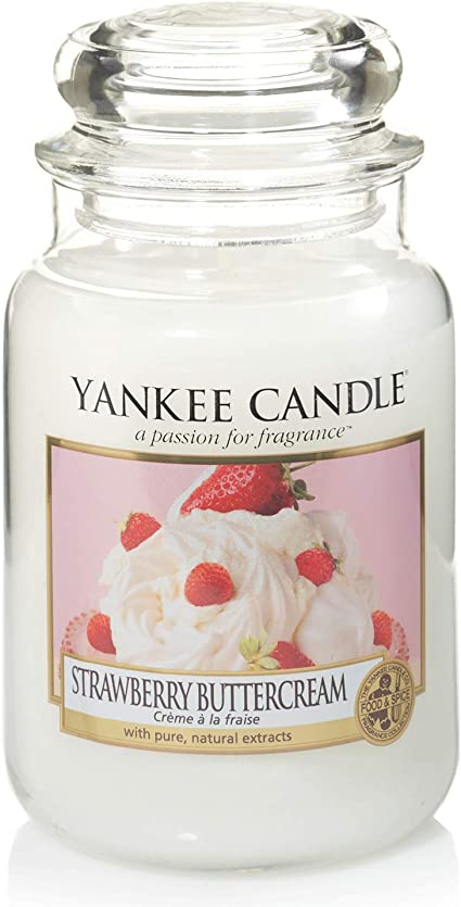 Yankee Candle Snow in Love Classic Housewarmer Large Jar Candle 623g