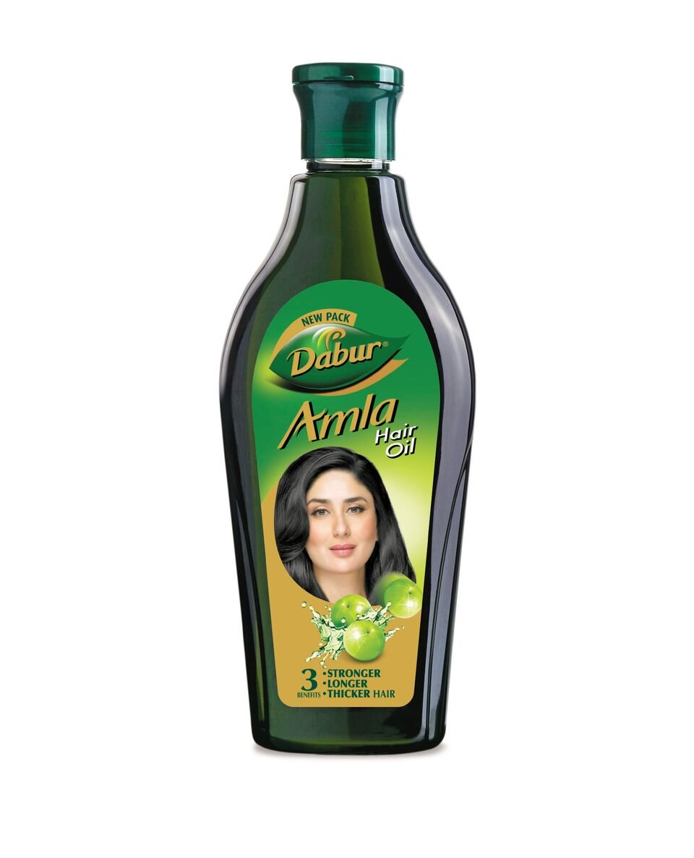 Dabur Amla Hair Oil for Long, Healthy and Strong Hair, 450ml product image