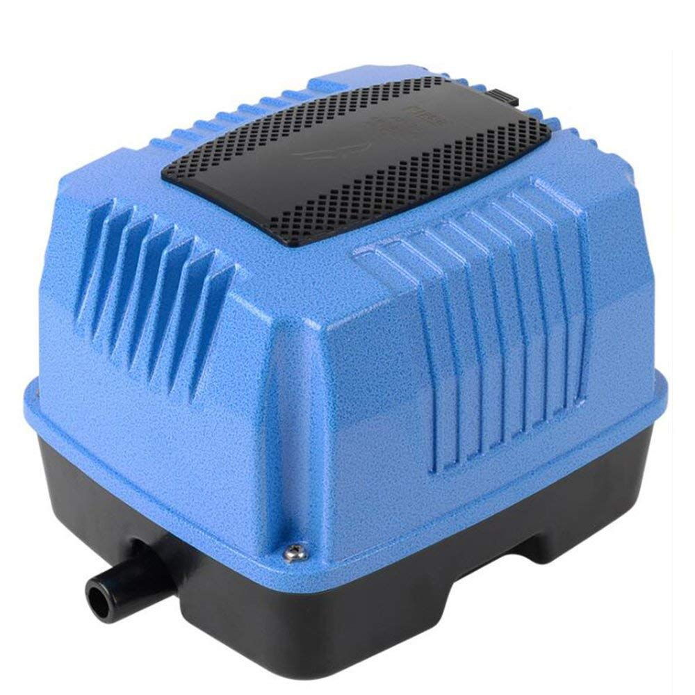 40w L&WB Aquarium High Power Oxygen Pump Powerful and quiet compressor that can run multiple bubble stones at the same time,40w