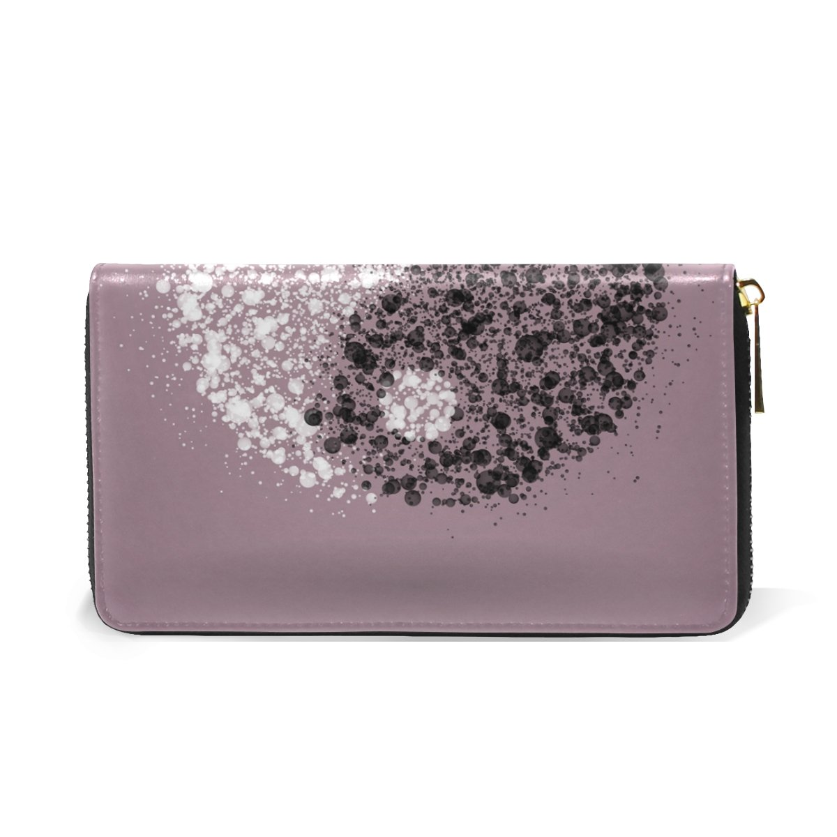 87d790e51af7 MAPOLO Yin And Yang Symbol Print Womens Clutch Purses Organizer And ...