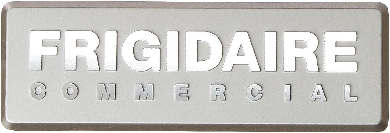 GENUINE Frigidaire 297073400 Refrigerator Name Plate