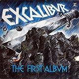 excalibur: the first album LP