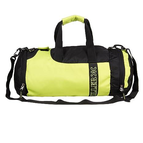 3ad3913617 KILLER Eaton Polyester 31L Gym Bag -(Parrot Green