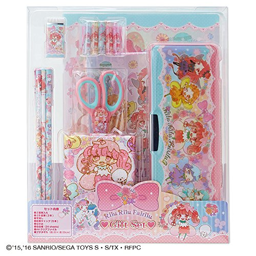 Sanrio Riruriru Fair Lil admission gift set From Japan New