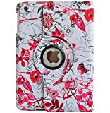 """iPad Mini Case for iPad Mini 3 Mini 2 Mini 1 mini 7.9"""" Retina display iPad Mini3 (2014 Oct Released), inShang 360 Degree Case Cover Stand with auto Sleep Wake function"""