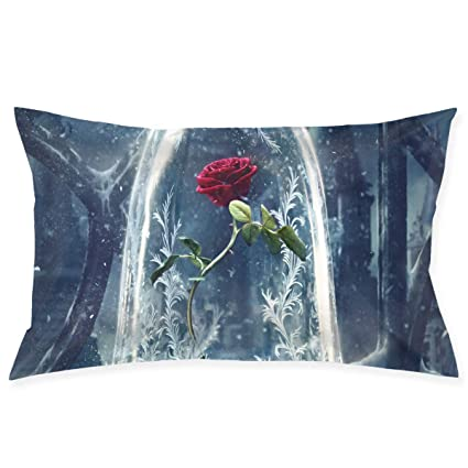 Superb Amazon Com Slk Beauty The Beast Couch Pillow Case Cushion Forskolin Free Trial Chair Design Images Forskolin Free Trialorg