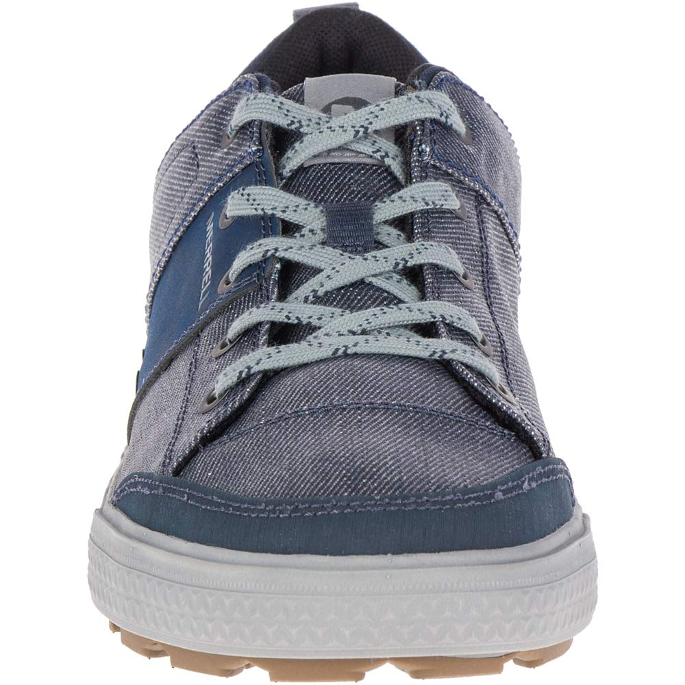Merrell Mens Rant Discovery Lace Canvas Sneaker