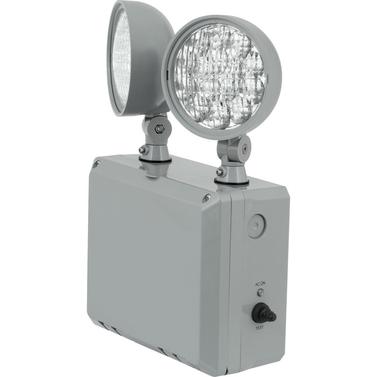 Progress Commercial PE2WL-82 LED Emergency Unit, Gray by Progress Commercial (Image #1)