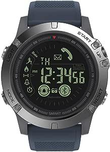 Zeblaze VIBE III Blue Universal Smart Bracelet, Outdoor 5ATM Waterproof Smartwatch, Multifunctional Sport Fitness Trackers