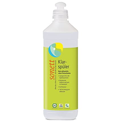 Soneto transparente para retrete de pared 500 ml