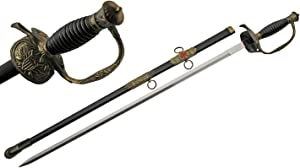 SZCO Supplies Swept Hilt Rapier Sword