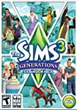 the sims 3 all expansion packs - The Sims 3: Generations - Expansion Pack PC/Mac