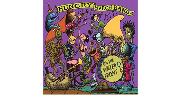 On the Waterfront by Hungry March Band on Amazon Music ...