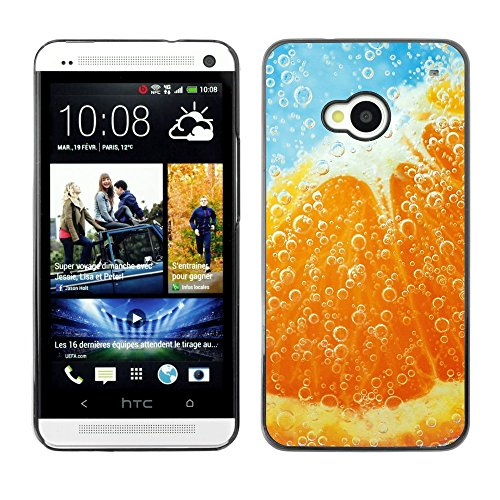 Soft Silicone Rubber Case Hard Cover Protective Accessory Compatible with HTC ONE M7 2013 - Plant Nature Forrest Flower 39