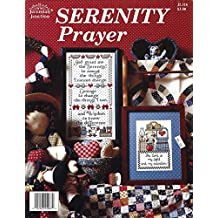 Jeremiah Junction Cross Stitch Graph Booklet JL116 SERENITY Prayer