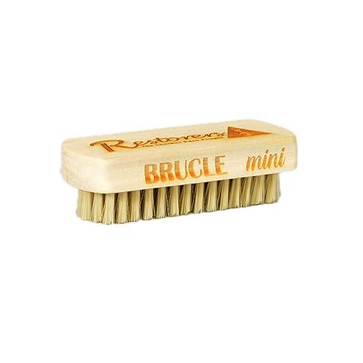 Restorers Brucle Brush - Cepillo de Limpieza de Cuero se ...