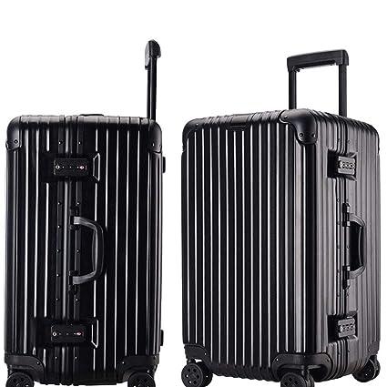 eb4f1be677f8 Amazon.com: MZTYX Us Business Suitcase Wear-Resistant Aluminum Frame ...