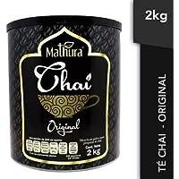 Chai Original -Mezcla en polvo para preparar té chai sabor original- Lata 2 Kg