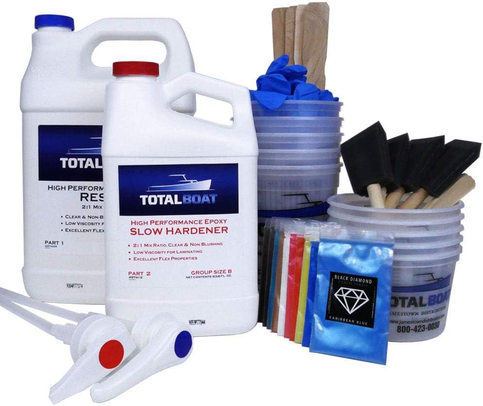 TotalBoat Epoxy River Table Kit