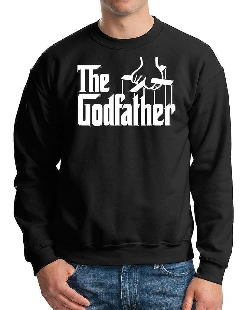The Godfather Sweater Baptism Sweatshirt Christening Silk Road Tees