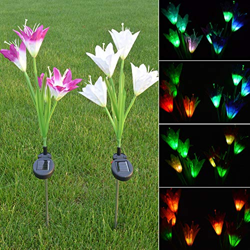 Color Changing Solar Lights Target in US - 2