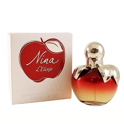Nina Ricci Nina Lelixir 30ml Eau De Parfum Spray For Her Amazonco