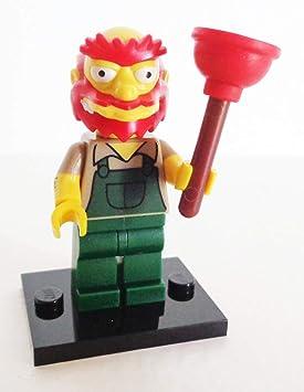 Lego Simpsons Serie 2 71009 - Willie