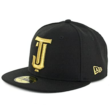 the latest 6ff43 d882c Image Unavailable. Image not available for. Color  New Era 59Fifty Toros de  Tijuana TJ Fitted Hat (Black) LMB Mexico Baseball Cap