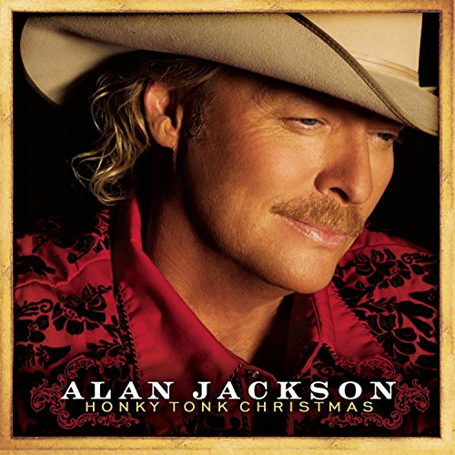 CD : Alan Jackson - Honky Tonk Christmas (CD)