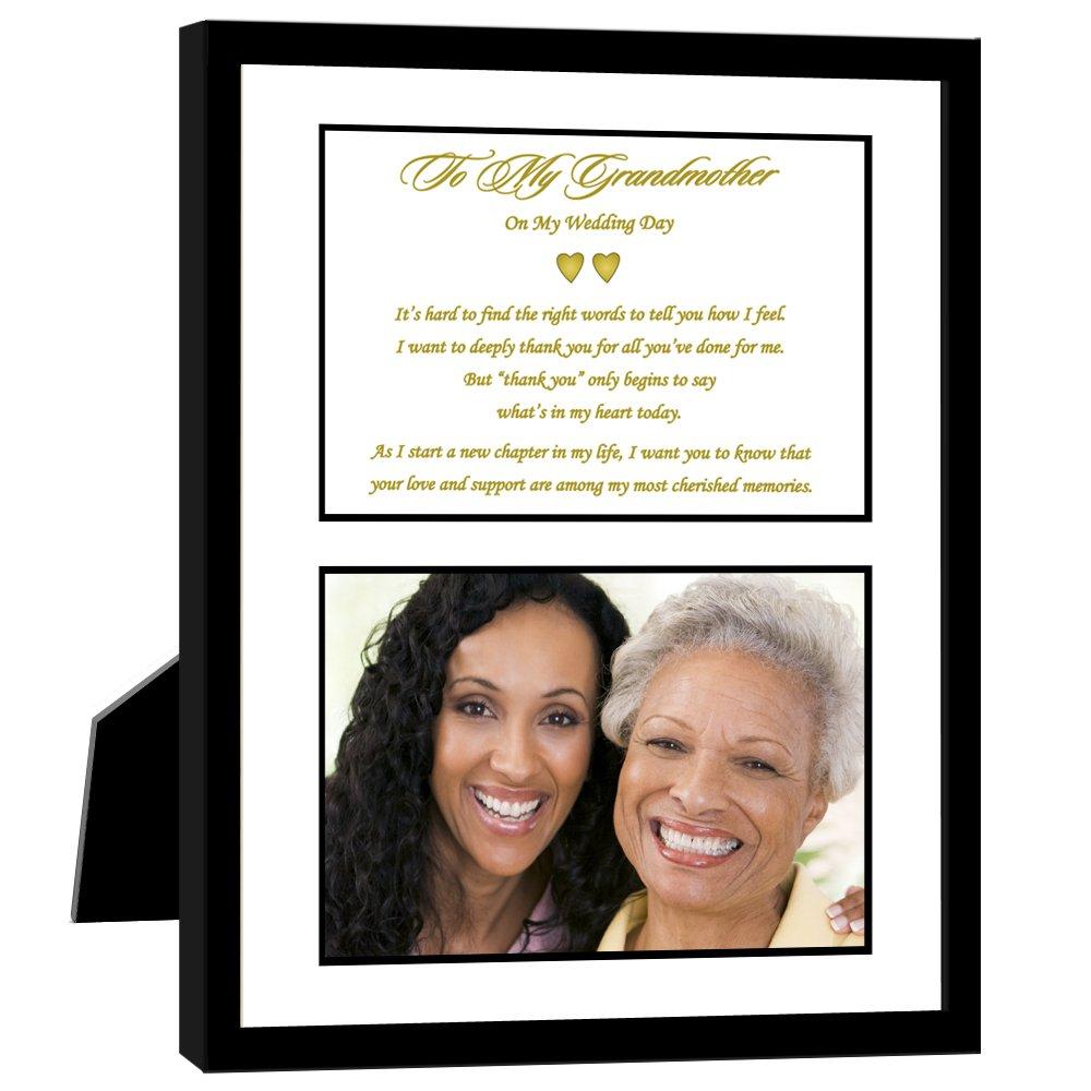 Amazon Poetry Gifts Thank You Wedding Gift For Grandmother