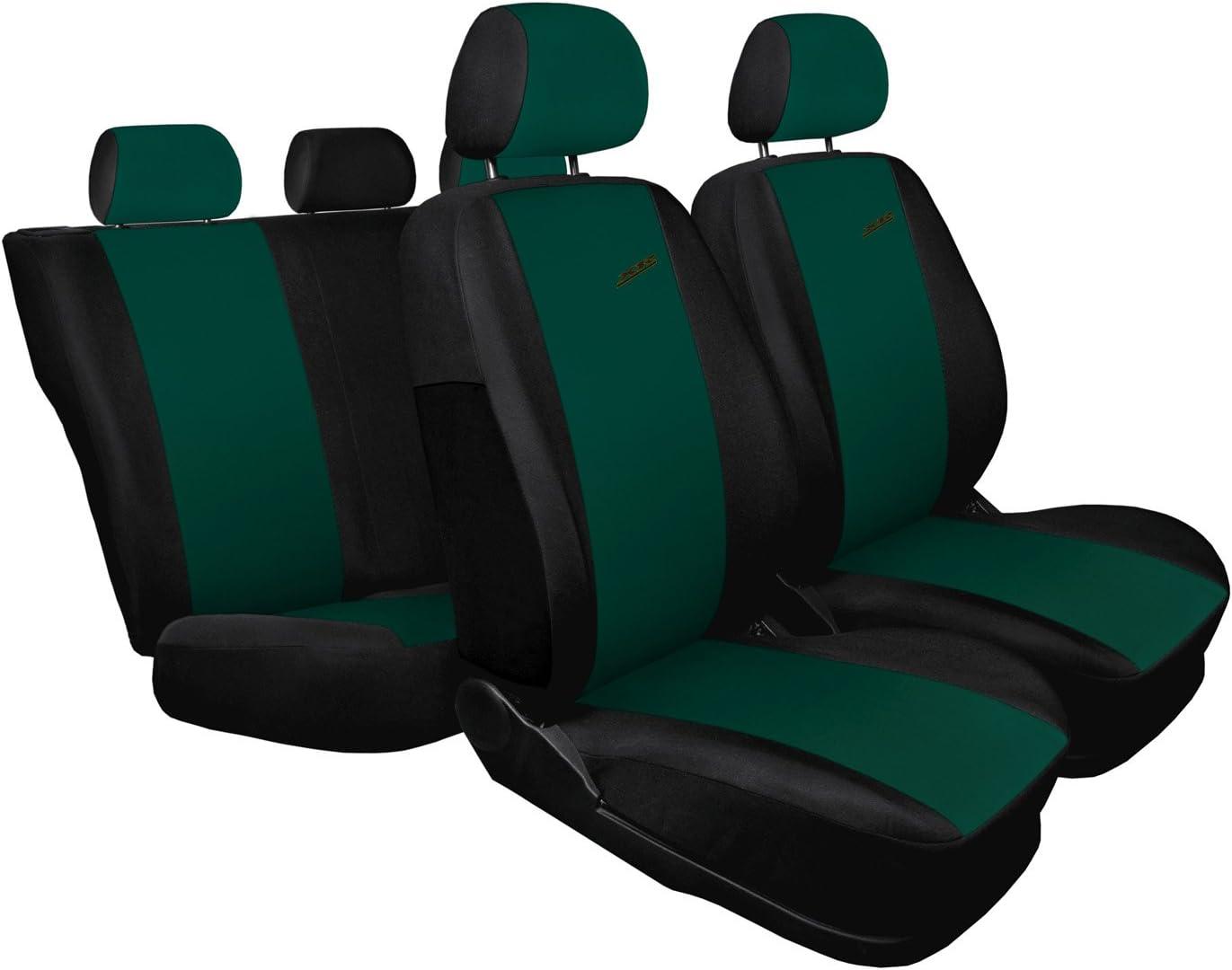 GSC Sitzbez/üge Universal Schonbez/üge kompatibel mit VW Polo Classic