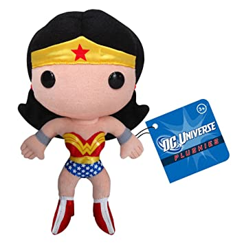 Funko - Peluche DC Heroes Wonder Woman Pop 18cm - 0830395021867