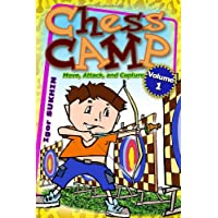 Chess Camp: Move, Attack, and Capture: 01