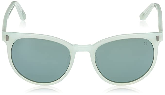 Spy Sonnenbrille ALCATRAZ, happy gray green/silver mirror, 673121080352