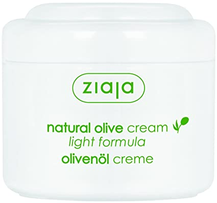ZIAJA Natural Olivenöl Cream Gesichtscreme Light Formula 100 ml