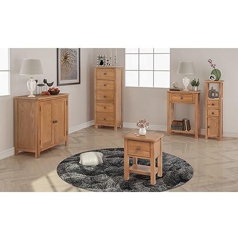Lingjiushopping 5 unidades set muebles salón de madera de ...