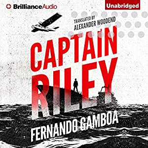 Captain Riley Audiobook