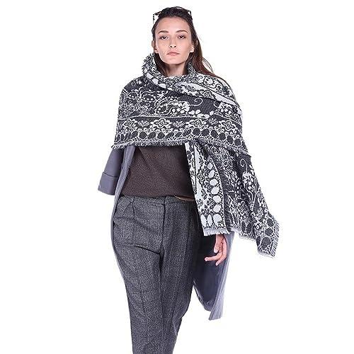 Sciarpa della sciarpa di stampa nazionale della sciarpa di modo delle nuove nappe della sciarpa di a...