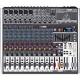 BEHRINGER XENYX X1832USB mixer passivo 18 ingressi effetti interfaccia audio usb