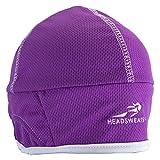 Headsweats Women's Thermal Reversible Beanie Purple